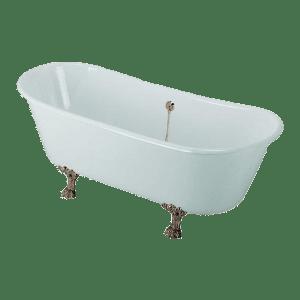 Установка ванны (стальной, чугунной, акриловой)